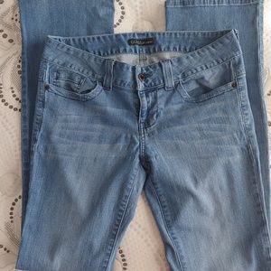 👖 Guess Light Wash low rise